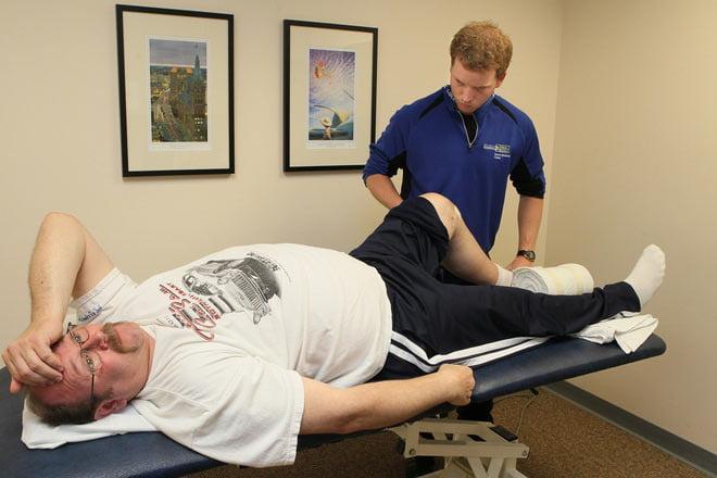 Операция по эндопротезированию коленного сустава в Смоленске