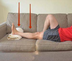 Восстановление после операции колена