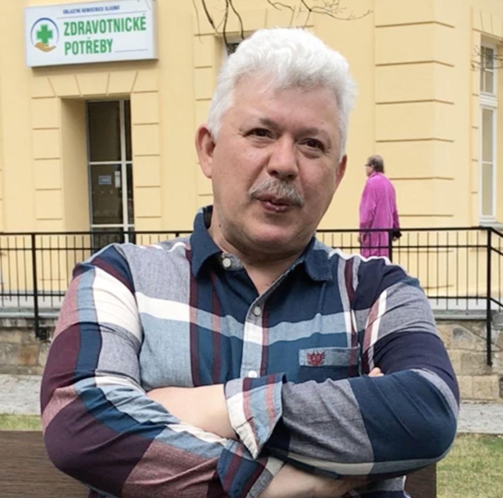 Кучер Андрей Викторович Санкт-Петербург, Россия. Малоинвазивное эндопротезирование тазобедренного сустава и последующая реабилитация