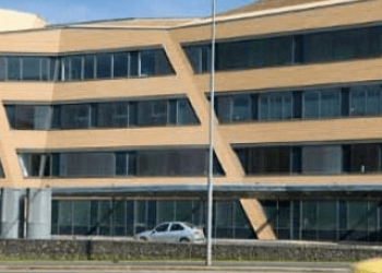 Областная клиника города Кладно