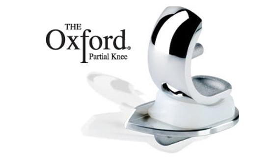 Изображение - Частичное протезирование коленного сустава The-Oxford-Partial-Knee