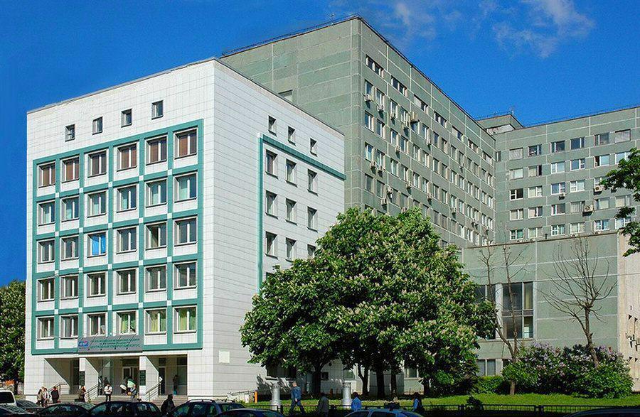 Больница Сеченова