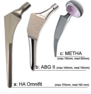 Metha Short Hip Stem