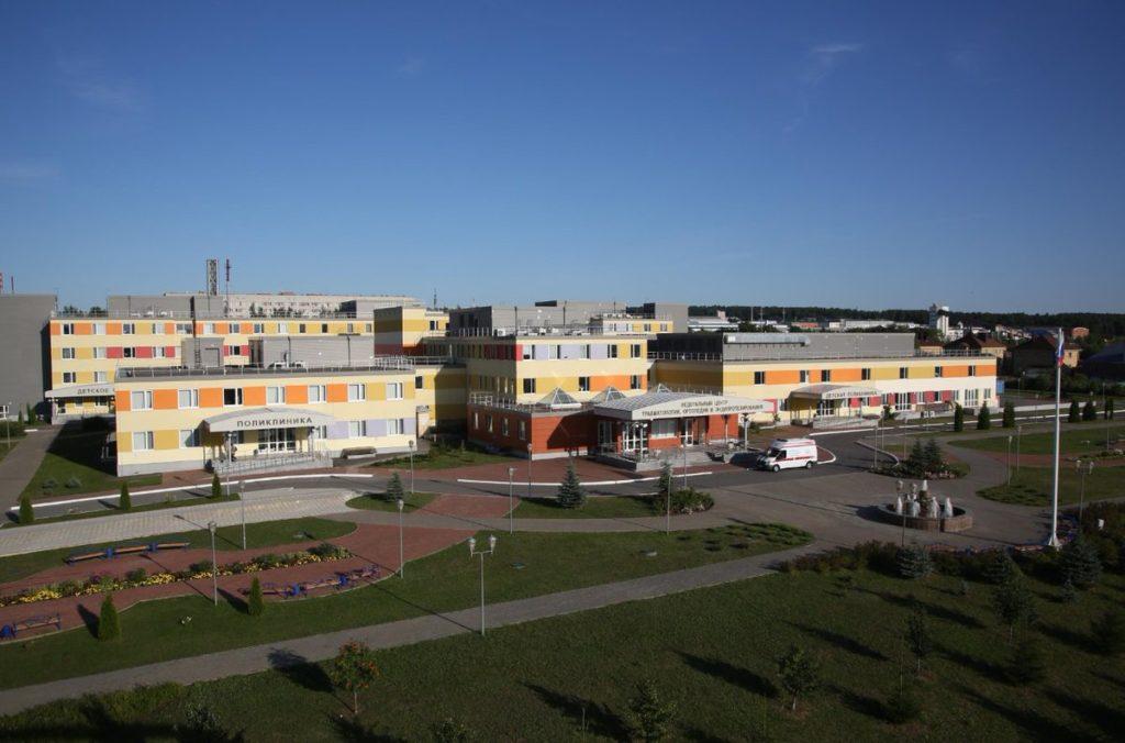 Чебоксарский центр эндопротезирования.