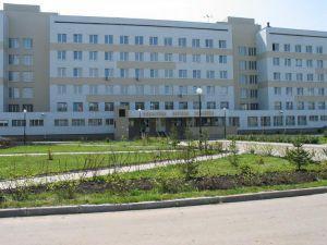 Тульская областная больница