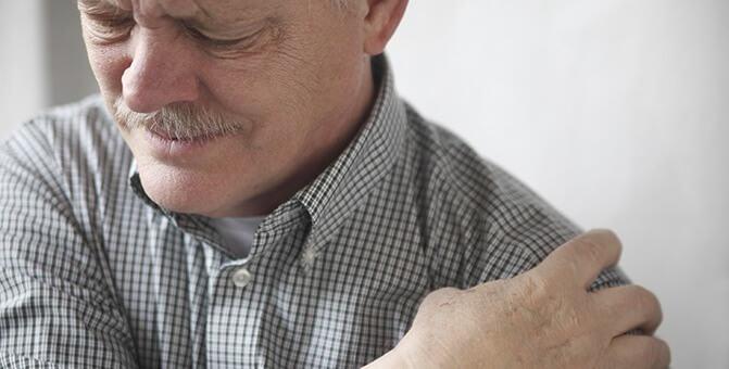 Эндопротезирование плечевого сустава