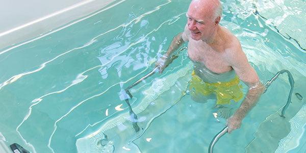 Упражнения в бассейне после эндопротезирования