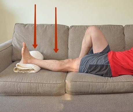 Упражнения после операции на коленный сустав с картинками thumbnail