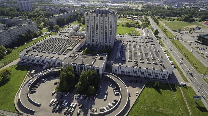 НИИ скорой помощи им. Джанелидзе