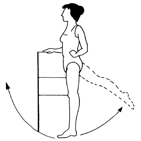 Гимнастика после эндопротезирования тазобедренного сустава
