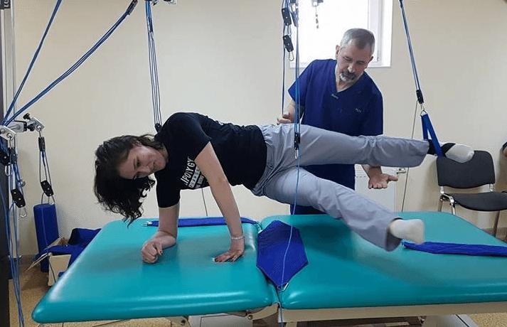 Московские центры реабилитации после эндопротезирования тазобедренного сустава