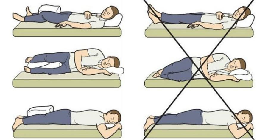 Ортопедическая подушка после эндопротезирования