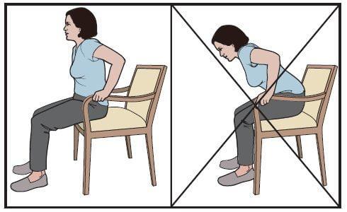 Как мыться после замены тазобедренного сустава