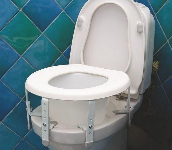 Накладка для туалета после эндопротезирования