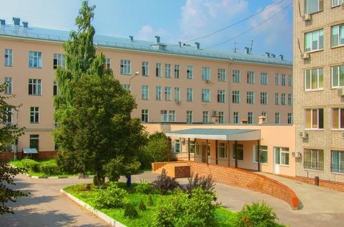 ДКБ на станции Нижний Новгород
