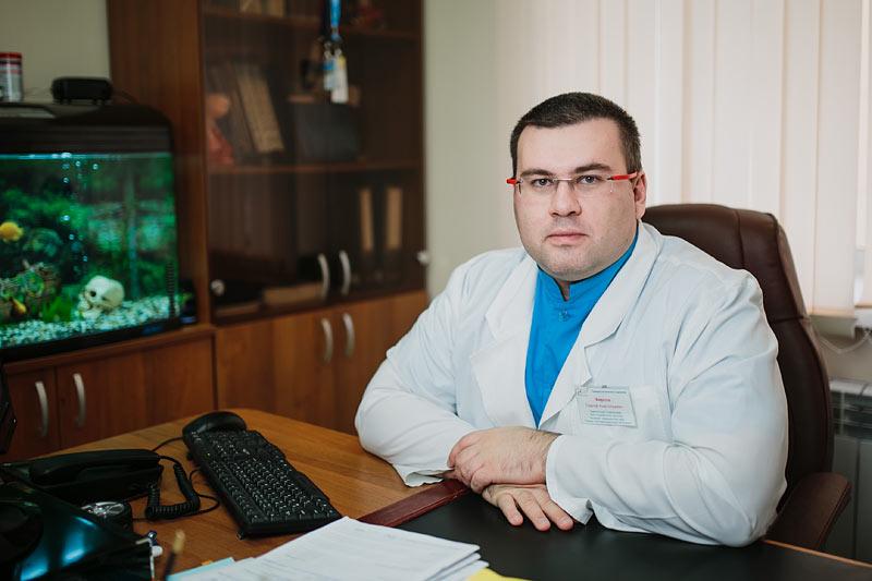 Фирсов Сергей Анатольевич
