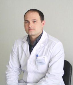 Гольник Вадим Николаевич, ортопед-травматолог первой категории