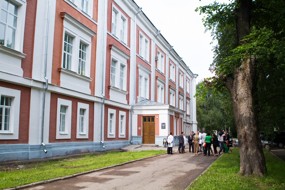 Клиническая больница скорой медицинской помощи имени Н. В. Соловьева