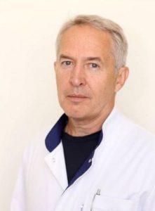 Кушнирук Петр Иванович, главный нейрохирург Волгоградской области