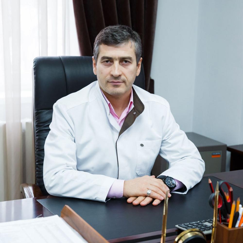 Малаев Хаджимурат Магомедович