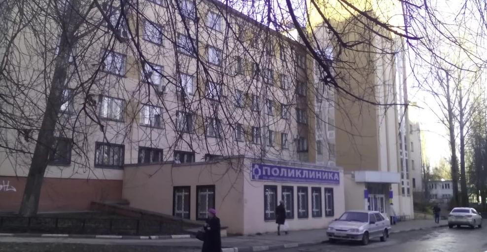 Отделение медицинской реабилитации в ГУЗ «Липецкая ГБ СМП №1»