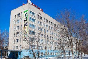 Центральная городская клиническая больница г. Ульяновска