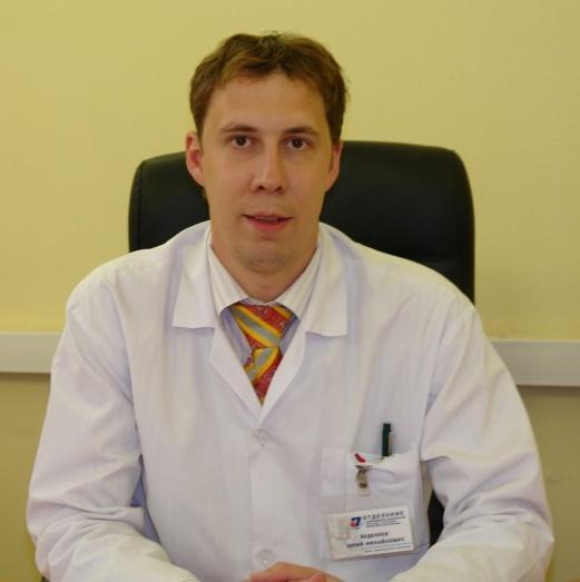 Веденеев Юрий Михайлович