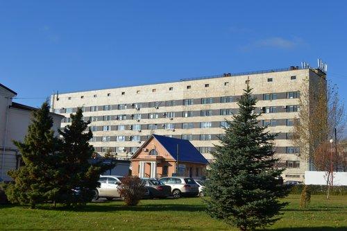 Волгоградская областная клиническая больница №1