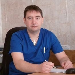 Врач травматолог-ортопед Шакалов Дмитрий Николаевич