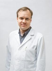 Зуев Андрей Александрович, врач высшей категории