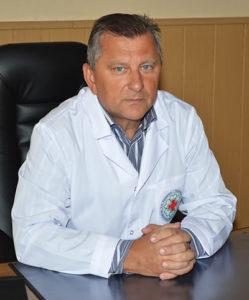 Главный врач — Никишин Александр Викторович