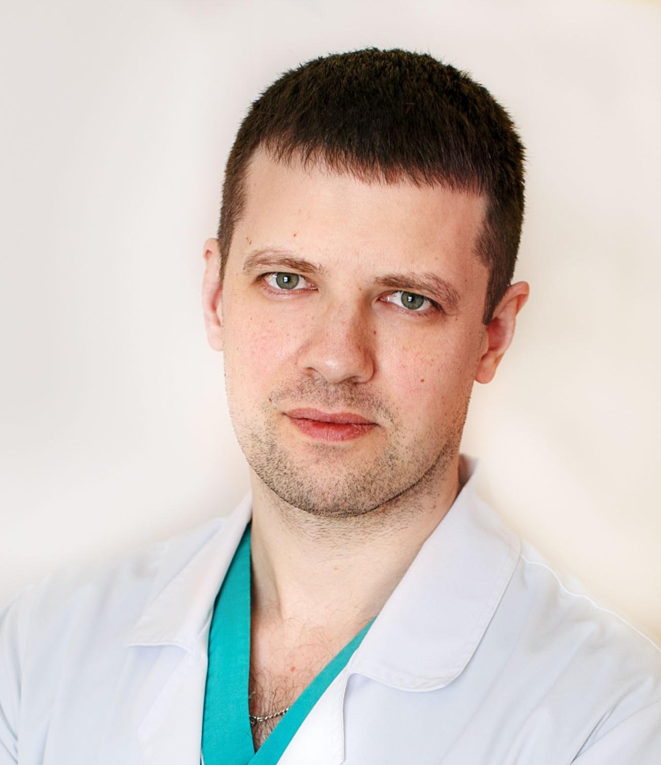 Гарамаш Максим Юрьевич