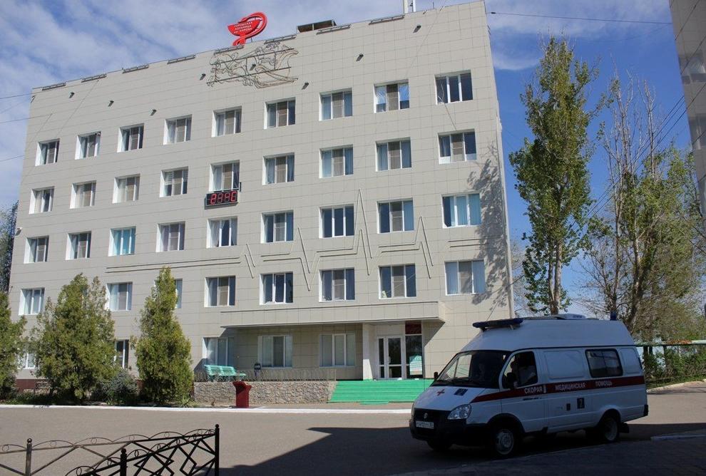 Городская клиническая больница №3 им. С.М. Кирова