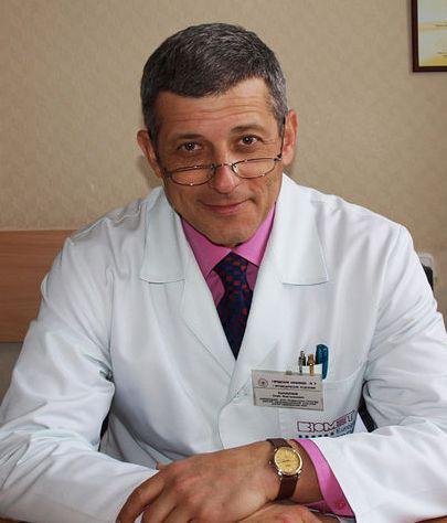 Каплунов Олег Анатольевич