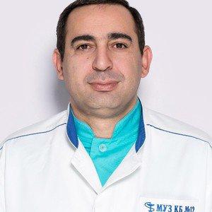 Саргсян Армен Серобович