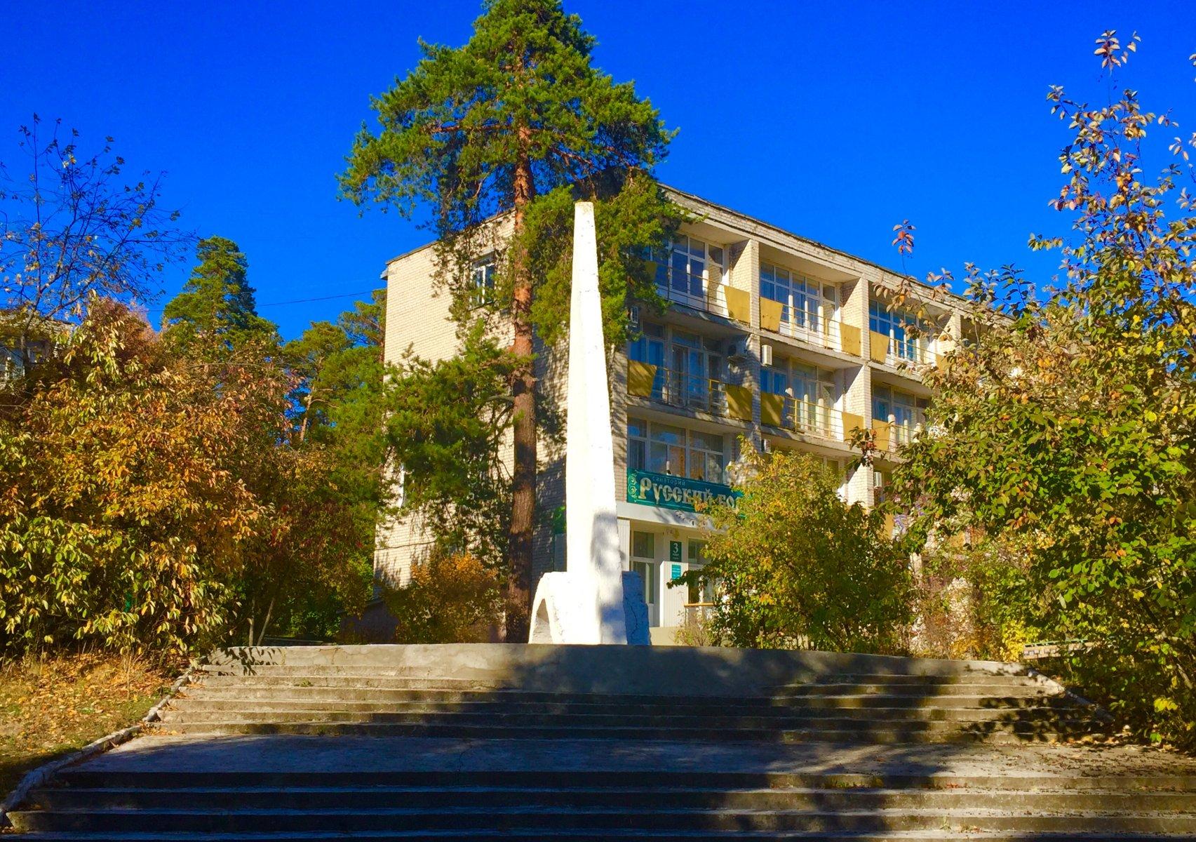 Центр кинезотерапии «Русский бор»