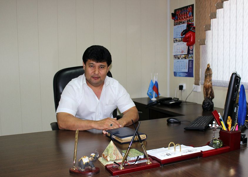 Юлушев Байрам-Ажи Гусейнович