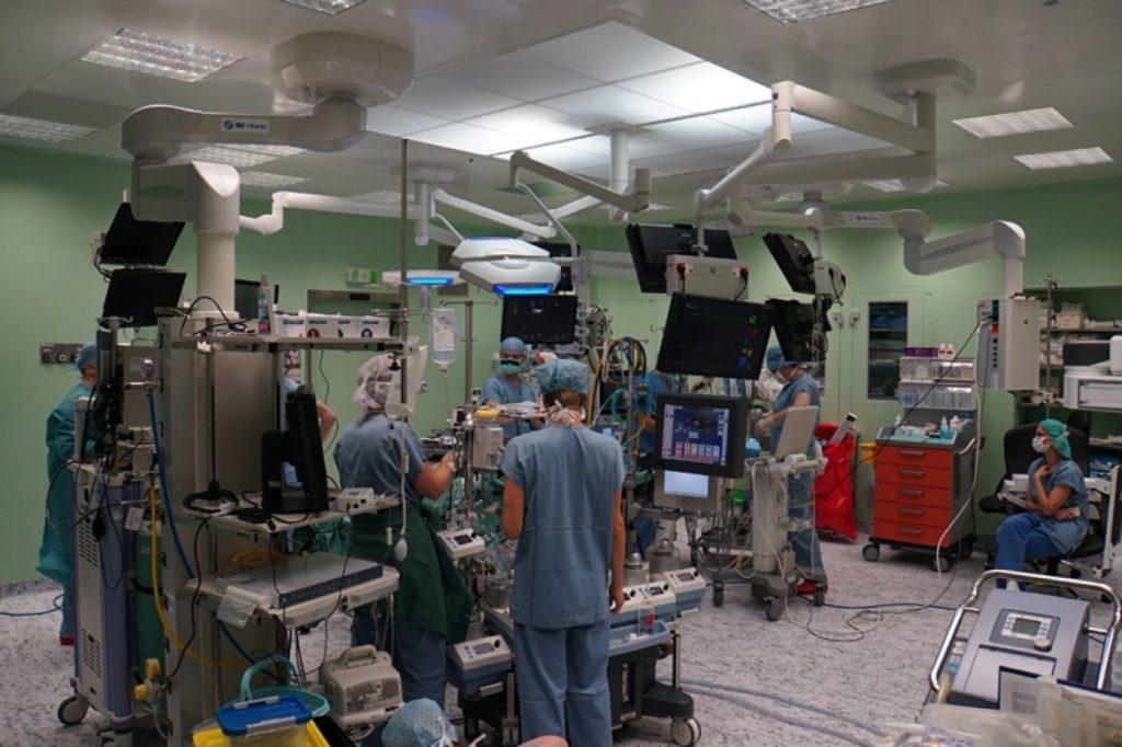 Операционная.